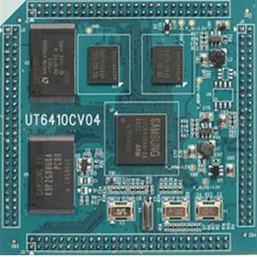 S3C6410核心板 三星6410核心板之友坚UT6410CV04核心板