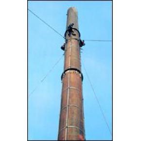 镇江砖烟囱水泥外粉刷、铁塔维修、烟囱更换内衬找秦高建安