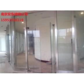 南京玻璃隔断门公司