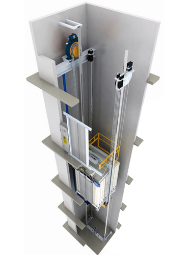【无机房货梯】 苏州福沃斯电梯有限公司