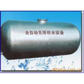 碳钢内部卫生防腐无塔供水罐