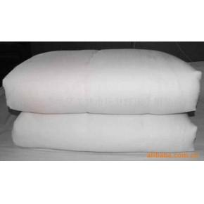 宾馆酒店旅社用白色涤棉面棉被