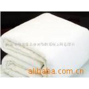 宾馆酒店用160*210白色交织棉5斤超细纤维被芯