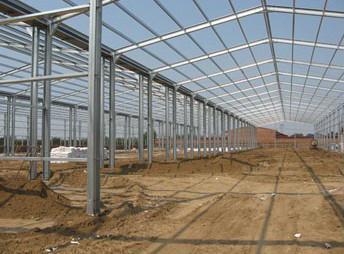 钢结构,膜结构 03 广西钢架结构_南宁钢结构安装_框架剪力墙