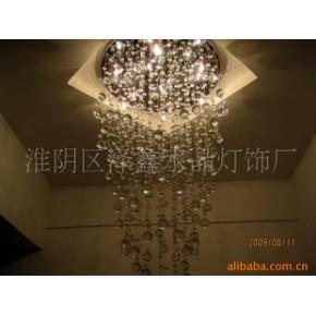 水晶灯 楼道水晶灯 展厅水晶灯 工程水晶灯 酒店水晶灯 水晶