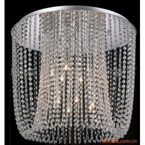 水晶灯 酒店水晶灯 酒店水晶工程灯 展示厅工程灯 个性灯饰 灯饰