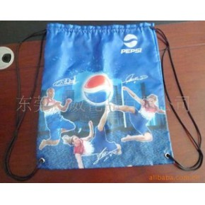 210D尼龙束口袋 收口袋 背袋(价廉物美 厂家直销)