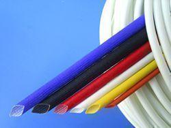 硅树脂玻璃纤维套管,矽质套管,自熄管,矽套管, 纤维通,纤维管,硅管, 玻璃纤维套管,玻纤套管,玻纤管
