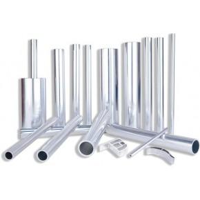 直销3003精密铝管|7175四方铝管