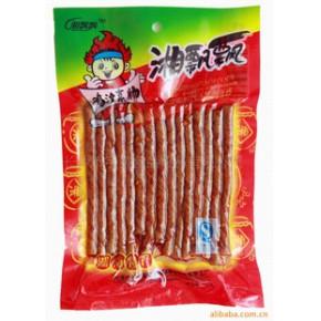 休闲食品 鸡汁素肠 湖南特产 长沙宇典熟食