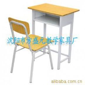 供学生桌课桌椅 学生床公寓床教学家具上下床双层床