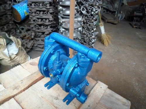 QBY型系列自吸式气动隔膜泵