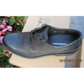 男式主流职业皮鞋