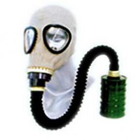防毒面具、消防服等防护器材