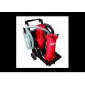 LUC-100*10精细滤油车/移动式过滤机/液压过滤小车