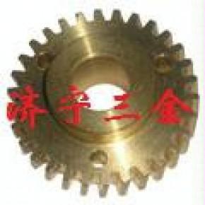 铜齿轮 铜蜗轮 济宁 三鑫