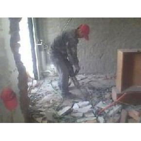 北京专业拆除平安拆除专业工程打孔加固砸地砖垃圾清运
