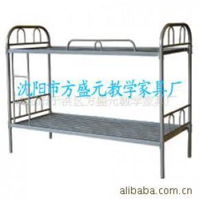 学生公寓床 学生床 宿舍双层床 课桌椅 教学家具