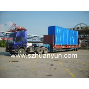 特种箱运输 平板箱运输 框架箱运输 开顶箱运输 超高柜运输