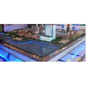 张家口声光电数字模型,房地产售楼模型,学校规划模型,