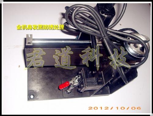 【led发光字手动开槽机