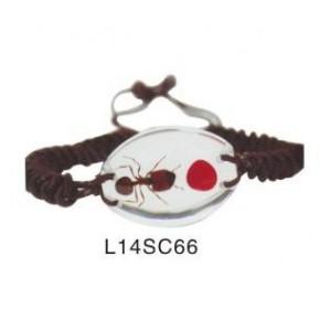 昆虫琥珀L14系列手链 工艺礼品