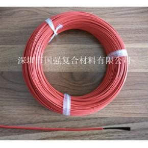 热线特氟龙碳纤维远红外发热线~