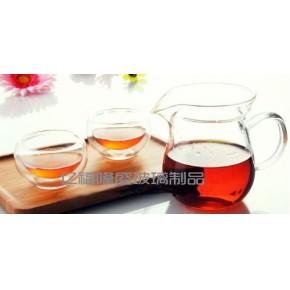 亿福隆盛上海玻璃工艺茶具制作