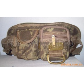 布腰包 小包包 贴身腰包 帆布腰包 时尚腰包