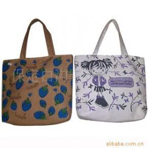 折叠购物袋 礼品袋 礼品包 促销购物袋 可定做生产加印LOGO