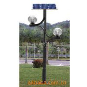 太阳能庭院灯 LED 30(W)
