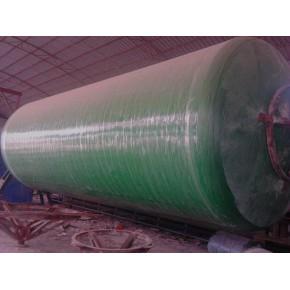 钦州合理供应玻璃钢化粪池