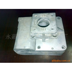铝泵压铸配件