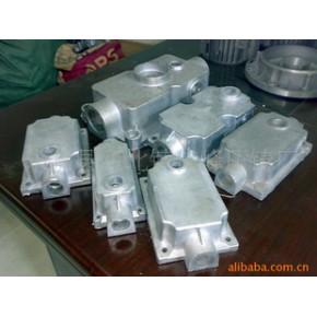 无级减速机铝合金铸件 减速机