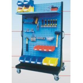 天津 北京各种物料架--移动物料整理架、固定单面整理架、固定双面整理架、连接型物料架