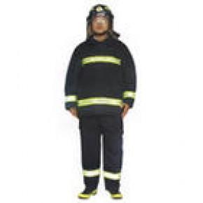 02灭火防护服。消防防护服、防护服,防护工作服,新式消防服
