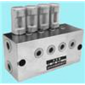 SSPQ-P系列双线分配器/智能分配器/递进式分配器