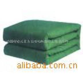 工矿企业单位用草绿色150*200单人用棉被