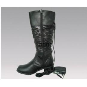 真牛皮保暖鞋,电子充电保暖鞋