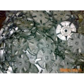 无级减速机铝合金铸件与配件