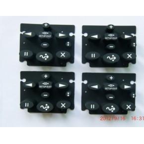 硅胶印刷、导电、镭雕高key按键