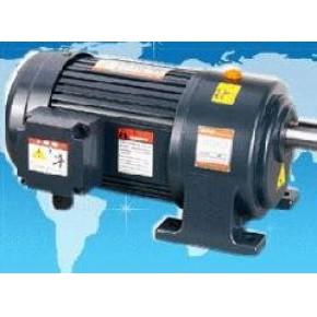 中型齿轮立式减速电机.