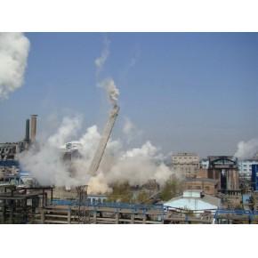 兰州拆除请找国英机械化拆除公司-爆破与拆除总承包贰级