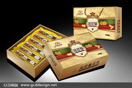 提供礼盒设计,包装设计服务