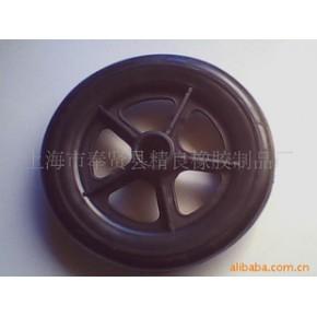 轮椅实心轮子 轮胎及配件