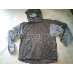 提供冲峰衣防水防雨衣反光雨衣防寒衣加工