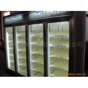 四门饮料展示柜,外观豪华、容量超大、