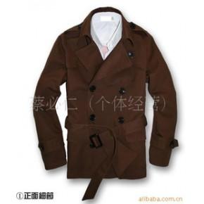 价格再议批发供应潮流男装 韩版男装 大衣 风衣