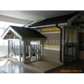 轻钢结构房,成本低,使用率高,外观华美