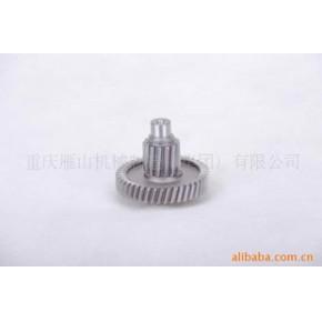 齿轮DSC_3988(GY6附轴大小齿组件)